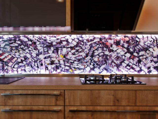 De l'éclairage en option - L'art contemporain s'invite dans la cuisine et la salle de bains