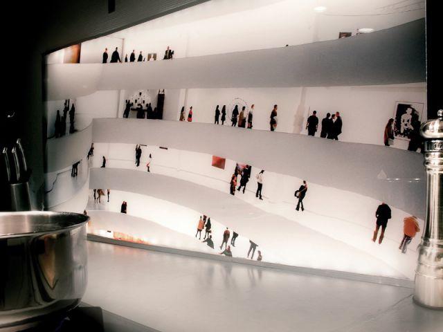 Des œuvres entre 600 à 1.000 euros - L'art contemporain s'invite dans la cuisine et la salle de bains