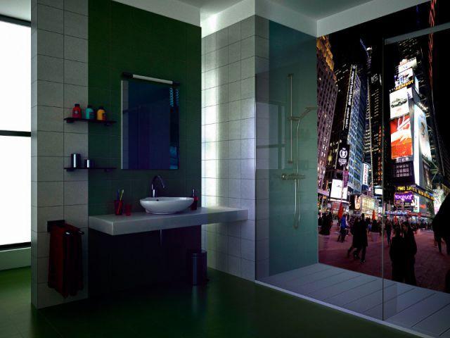 Des lumières d'ambiance plus que des luminaires - L'art contemporain s'invite dans la cuisine et la salle de bains