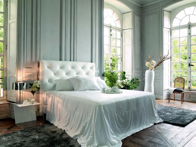 Introduire des drapés pour créer une atmosphère romantique - Aménager une chambre dans un appartement de style