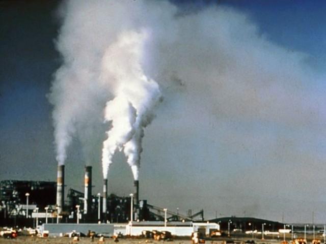 Pollution aérienne