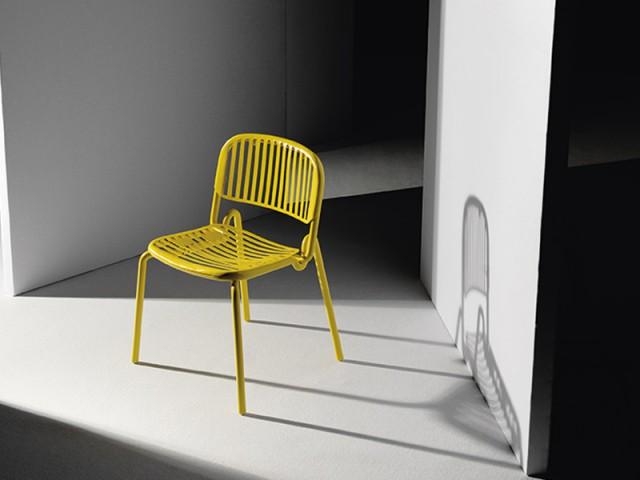 Une chaise sans soudure ni vis - Aide à Projet VIA 2015