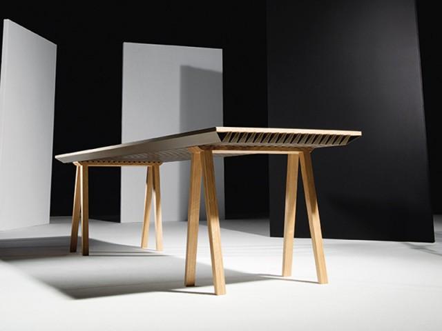 Une table qui stocke et restitue la chaleur - Aide à Projet VIA 2015