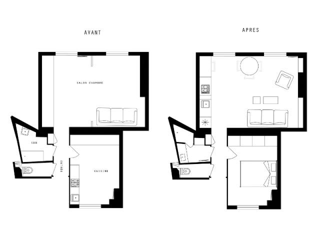 renovation maison 40m2