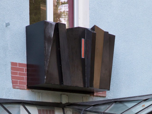 Un balcon en acier assorti à la verrière - Une verrière contemporaine