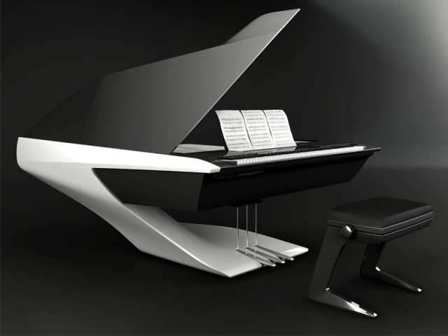 Piano futuriste