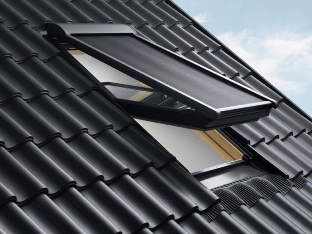 stores de fenêtres de toit extérieur anti grêle