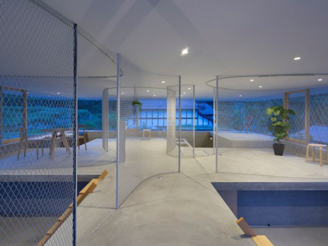Maison transparente - Suppose Design