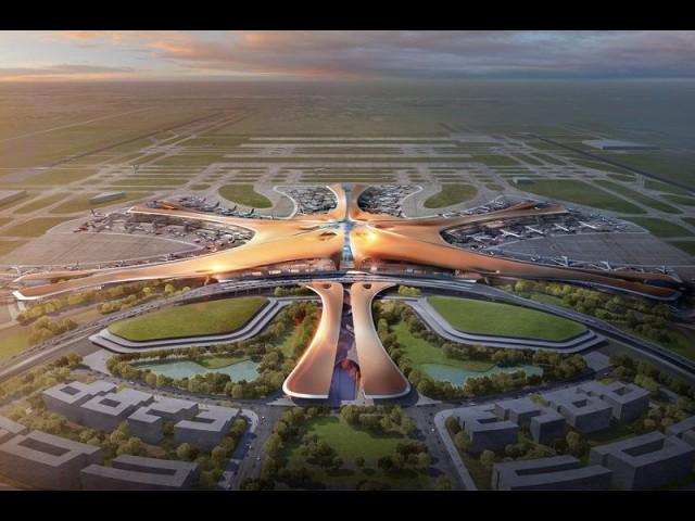 Etoile de mer - Aéroport Pékin