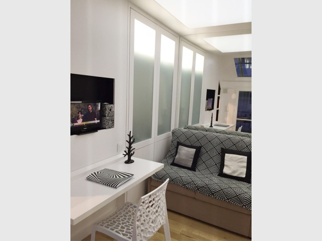Comment amnager une chambre de 12m2 cool stunning agencement with amenagement chambre m with for Dressing dans chambre 12m2
