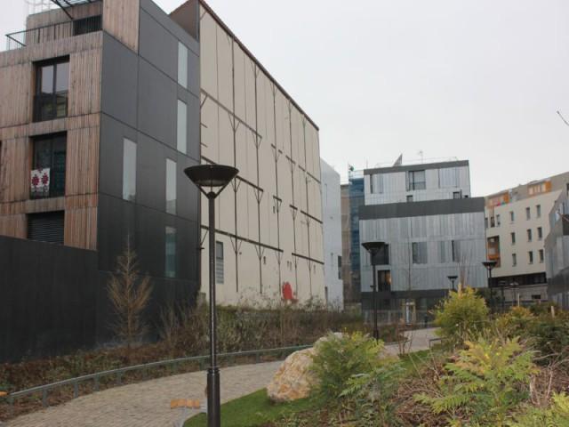 """""""Le petit Beyrouth"""" - Retour d'expérience dix ans après sur l'écoquartier Fréquel-Fontarabie, 20ème arrondissement de Paris"""