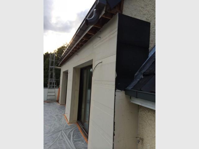 Des panneaux hydrofuges et non-combustibles - Système d'isolation par l'extérieur