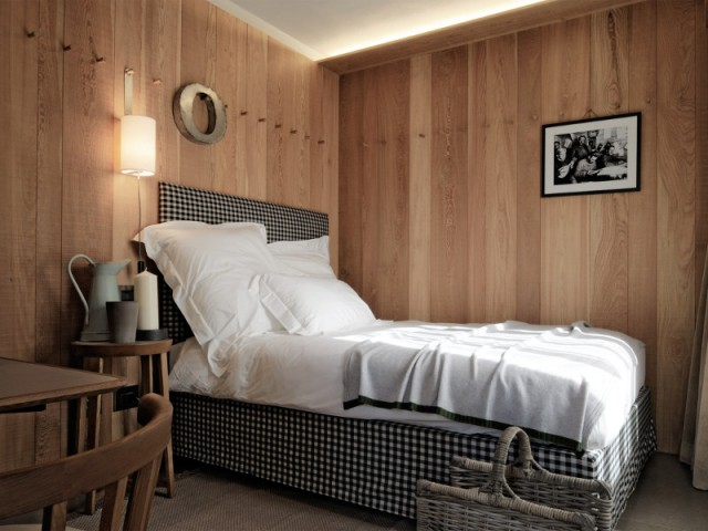 10 id es d co inspir es d 39 h tels design. Black Bedroom Furniture Sets. Home Design Ideas