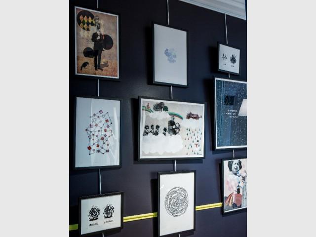 Des collaborations étroites avec des designers et des sites Internet - Appartement Ticolas