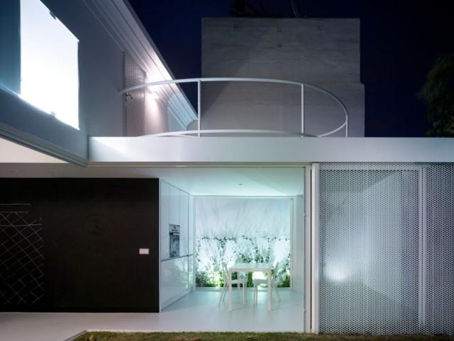 Dedans/dehors - Villa Malaga - OAM Arquitectos