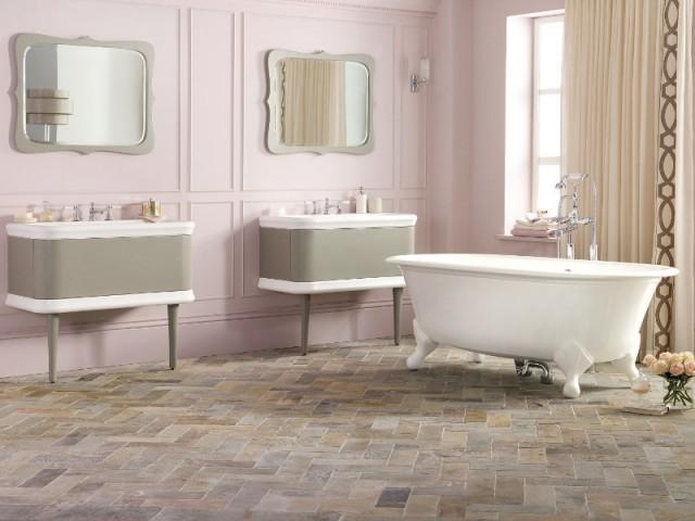Salle de bains années 30