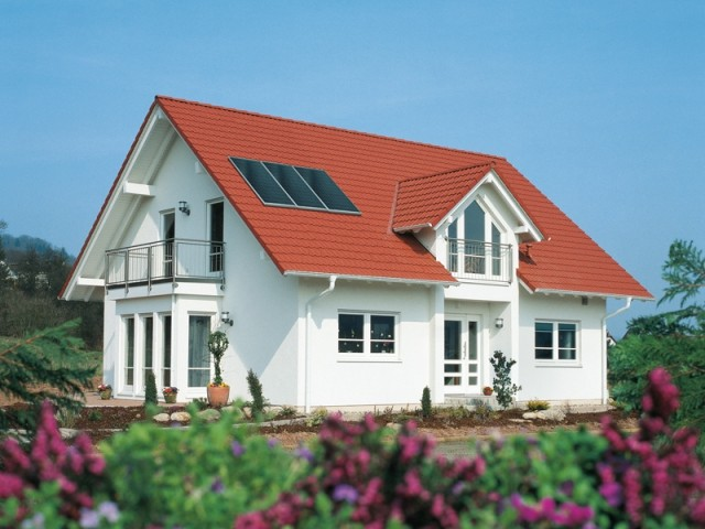 Trois modules en sur-toiture avec suivi de la production à distance - Panneaux photovoltaïques