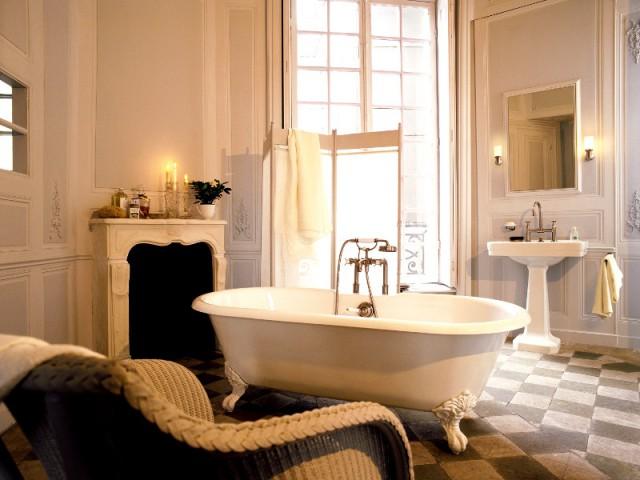 Salles de bains rétro : 10 photos pour vous inspirer