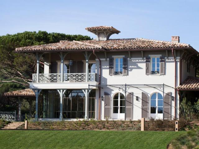 Rénovation d'une maison provençale