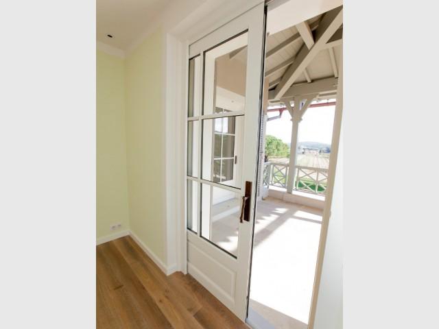 Création des ouvertures et rénovation des planchers - Rénovation d'une maison provençale