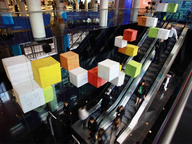 Design, bâtiment... De nombreux usages dans différents domaines - The Polyfloss Factory
