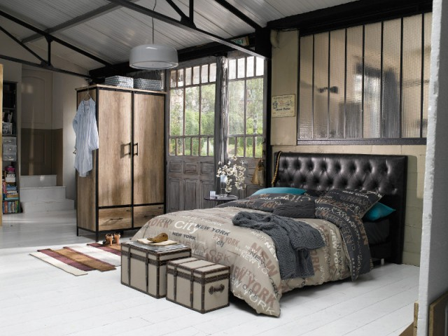 Des surfaces vitrées multipliées pour une meilleure luminosité - Une chambre ouverte sur l'extérieur