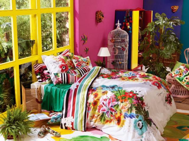 Une fenêtre pop pour créer un tableau végétal - Une chambre ouverte sur l'extérieur