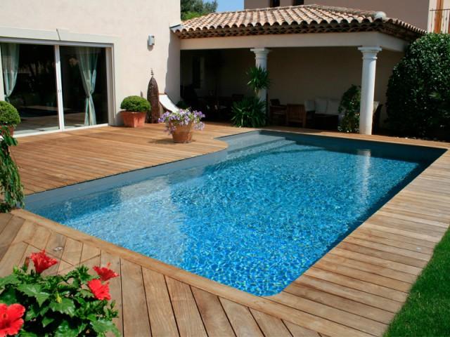 Tendances marché de la piscine 2014