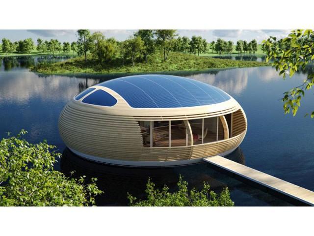Une résidence simple et écologique