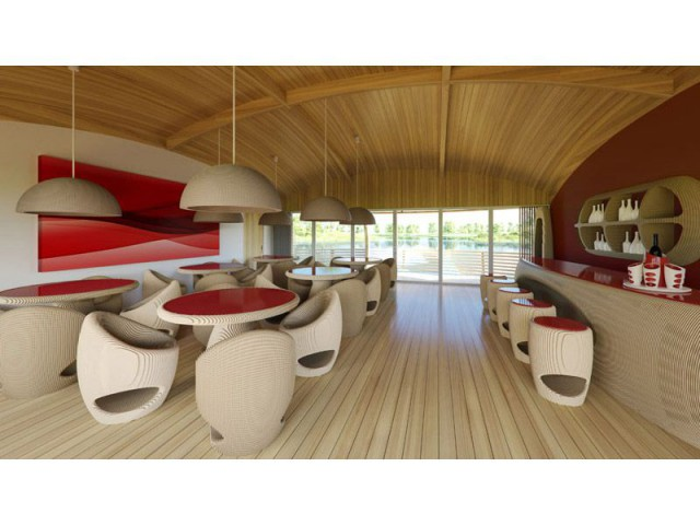 Une maison design - WaterNest 100