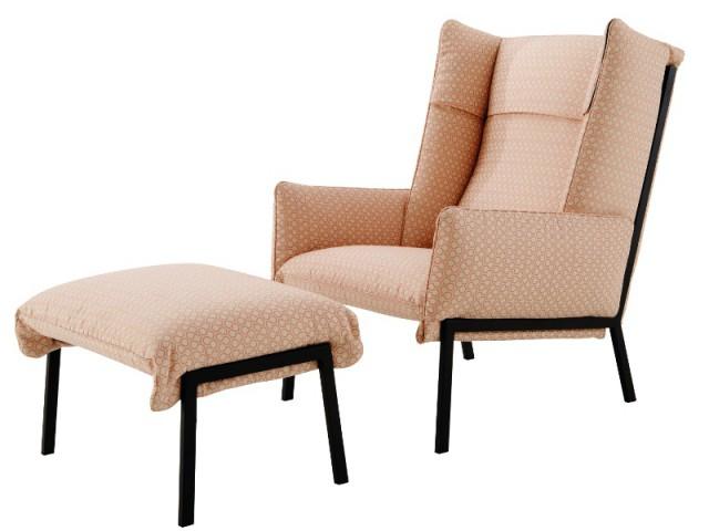 Un large fauteuil pour s'isoler - Fauteuil