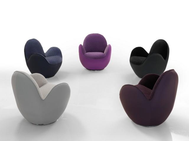 Ronde Design Fauteuil.La Ronde Des Fauteuils Design
