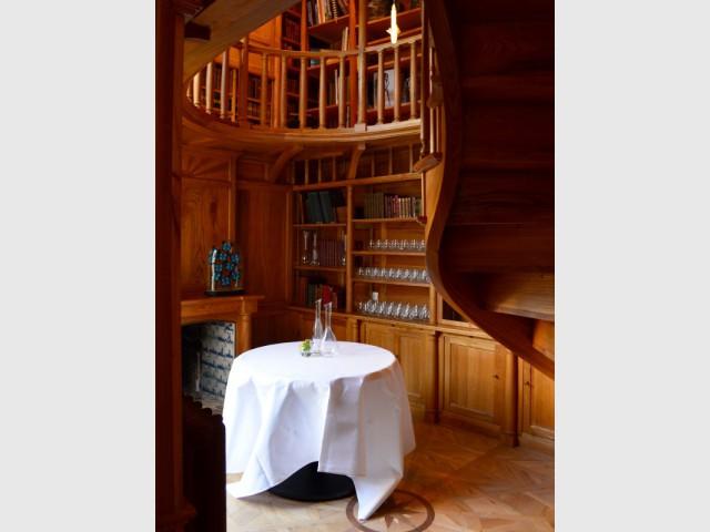 Des éléments conservés car fraîchement rénovés - Hôtel Clarance***** à Lille
