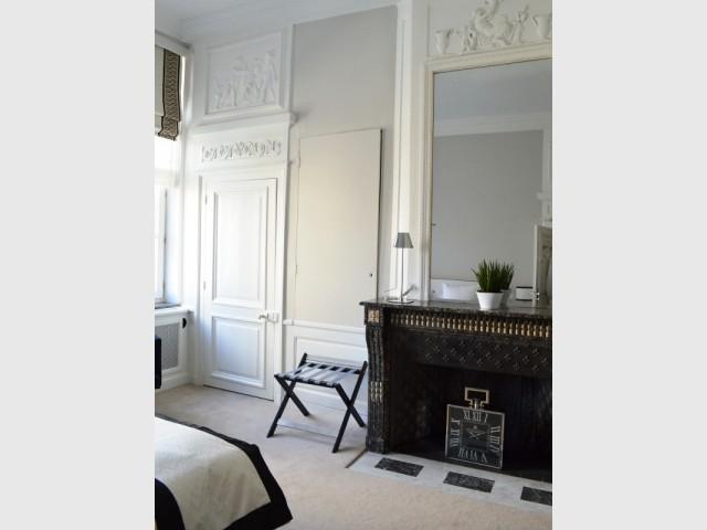 Les Fleurs du Mal, inspiration pour la décoration des chambres - Hôtel Clarance***** à Lille