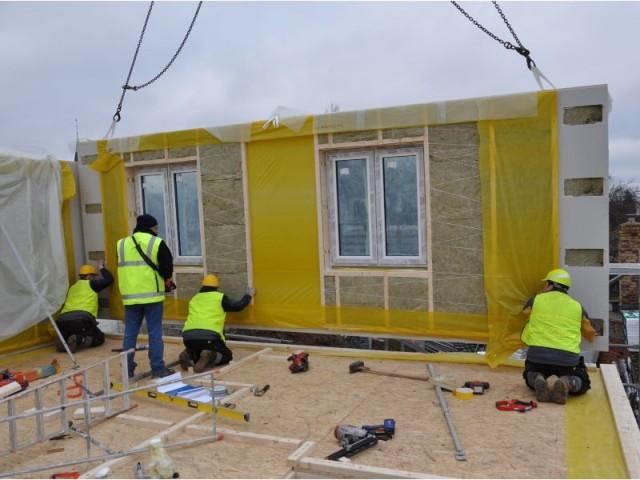 Fenêtres incluses - Maison Ecolocost