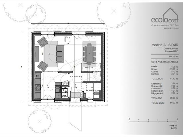 Accessibilité - Maison Ecolocost