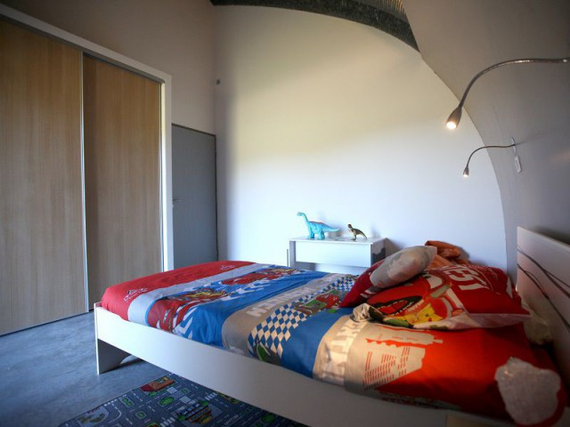 Chambre de garçon - Naturadome