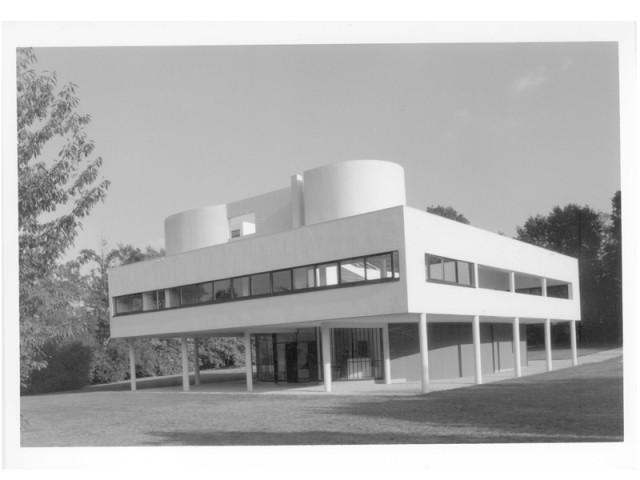 Le Corbusier, Pierre Jeanneret, Villa Savoye