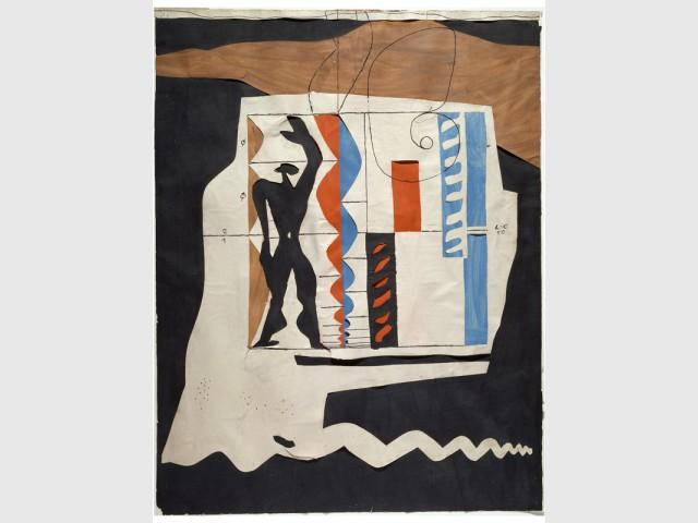 Le Corbusier, Le Modulor, 1950