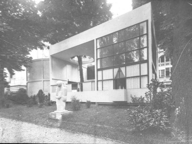 Le Pavillon de l'Esprit Nouveau, Paris 1925