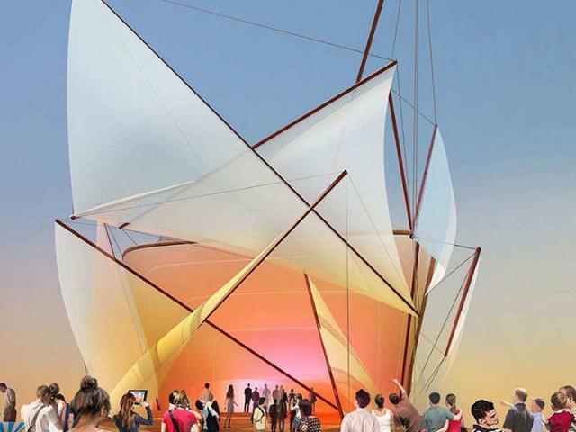 Le pavillon koweïtien : entre tradition et modernité - Expo universelle Milan