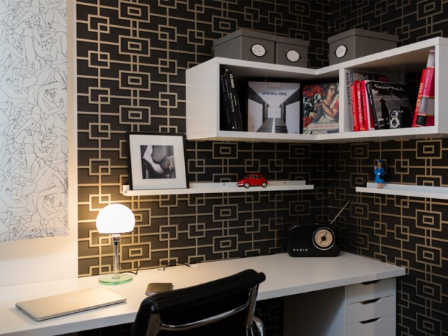Fiche technique  - Un appartement neuf s'invente une âme industrielle