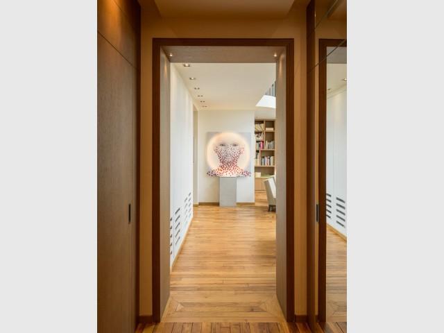 D'importants travaux de rénovation - Atelier d'artistes Paris 14e