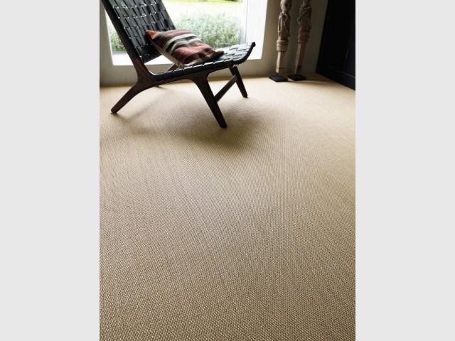 Stunning un sol vinyle imitation sisal pour ma chambre with sisal castorama for Moquette grenoble