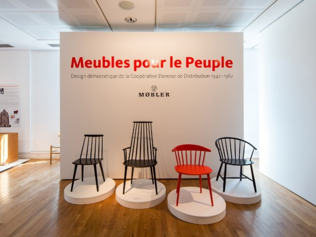 Des meubles représentatifs des préoccupations sociales de l'époque - Exposition Meuble pour le peuple
