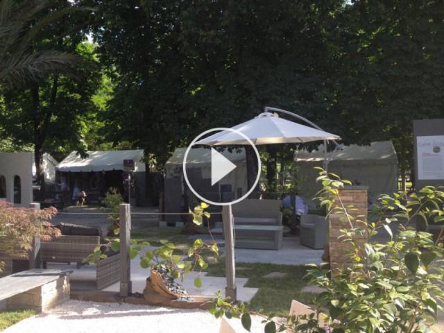 Un jardin à part par Cupastone et Maison à part