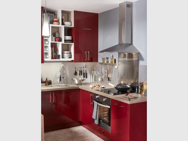Aménager une cuisine : solutions pour optimiser l\'espace à petit prix