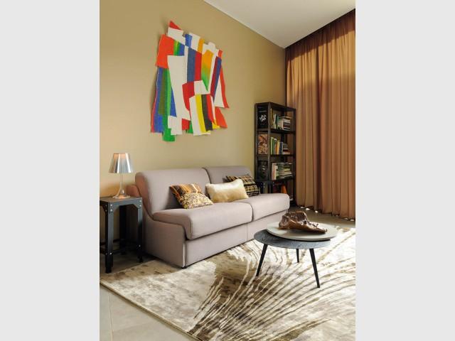Un studio tout confort pour accueillir les artistes - Villa Cap Arts