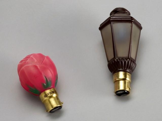 Lampes électriques à incandescence, 1930
