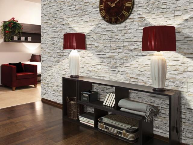 Un parement en pierre naturelle pour un intérieur authentique  - Les murs prennent du relief